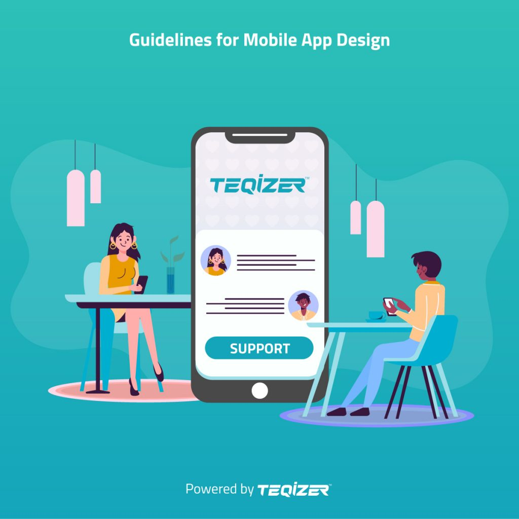 Guidelines for Mobile App Design Post