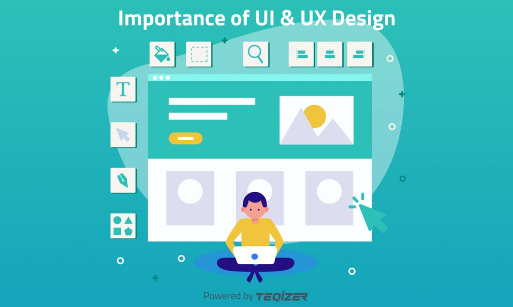 Importance of UI UX design