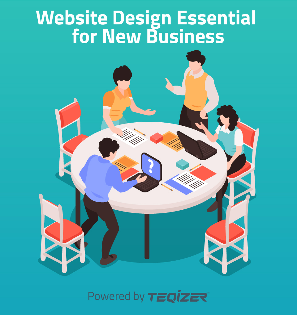Website Design essential for New Business -1