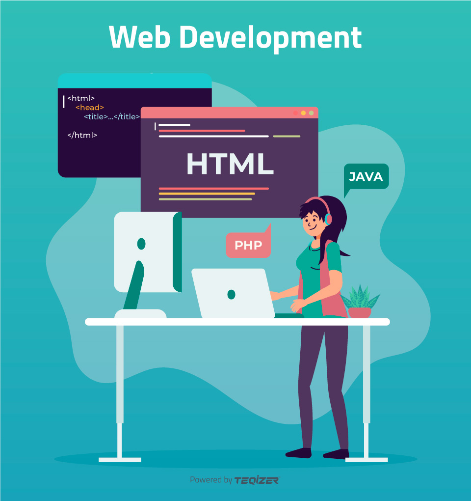 Expert Web Development Services Company