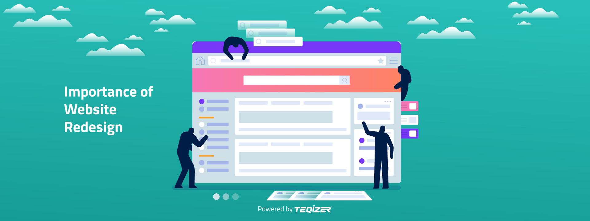 Importance of Website Redesign